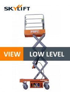 Low Level Access Platforms from Skylift Access Hire