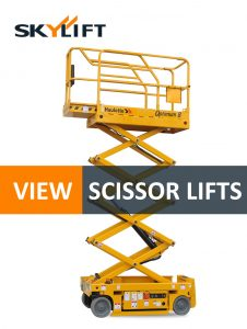 Scissor Lifts from Skylift Access Hire