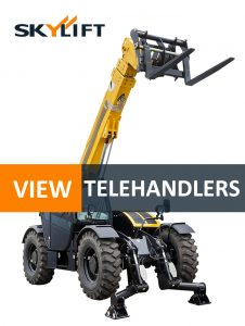 Telehandlers from Skylift